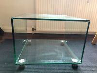 Dwell Glass Coffee Table - £20