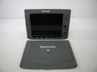 Raymarine E120 Classic Display + Suncover E02013 - 90 Day Warranty Good Cond*