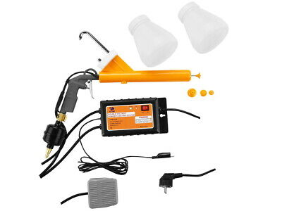 Newest Complete 1030 Psi Powder Coating System-paint Gun Pc50