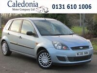 FORD FIESTA 1.25 STYLE 16V 5DR (blue) 2006