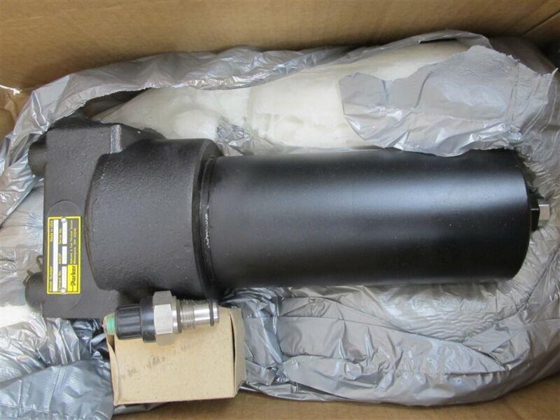 Parker WPF310QEVM2KS161, WPF Series High Pressure Inline Hydraulic Filter