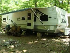 *NEW PRICE - MARKED DOWN TO SELL**37-Foot Travel Trailer - Salem