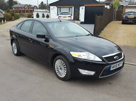 Ford Mondeo 1.8TDCI Zetec. 10 reg, VGC, P/X, Finance £81 per Month, Credit Cards Welcome