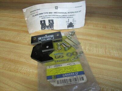 Square D 9999-mm-1 Class 9999 Type Mm1 Mechanical Interlock Kit