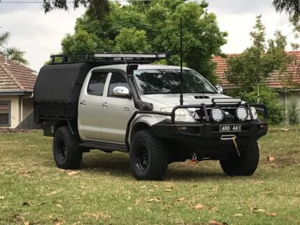 Toyota hilux sr5 2009 turbo diesel Altona Hobsons Bay Area Preview