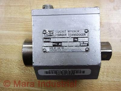 Gse 032062-0020 Socket Wrench Torque Transducer