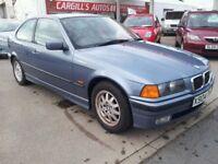 BMW 3 SERIES 316I SE COMPACT (blue) 2000