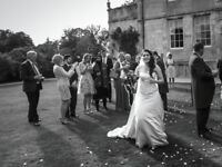 Wedding photographer - 40% off Winter Discount deal, contact us to check availbility.
