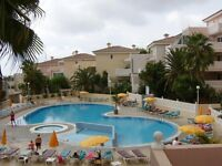 TENERIFE POOLSIDE GARDEN APARTMENT £99,900