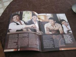 IL Divo Magazine For Sale