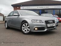 2011 Audi A4 TDI SE 136 BHP In Grey £30/Year Tax