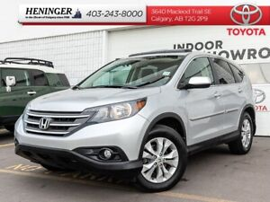 2014 Honda CR-V EX AWD/ 1 Owner/ Well Serviced