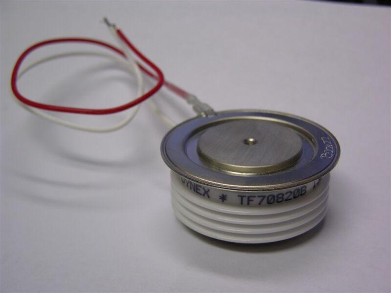Dynex Semiconductor TF70820B  2000V 750A Fast Switching Thyristor