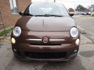 2014 Fiat 500 Sport PACK,MINT CONDITION