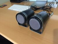 Altec Lansing USB speakers