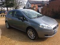 FIAT PUNTO 1.2 Active, MOT March 2018 (No Advisories) Just Serviced