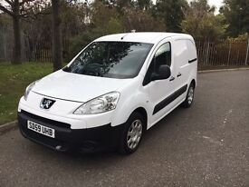 2010/59 Peugeot Partner 1.6 HDI LOW MILES ✅DRIVE LIKE NEW✅PX WELCOME
