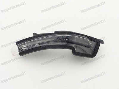 New Right Wing Mirror Indicator Lens Repeater Lamp For Ford Mustang 2015