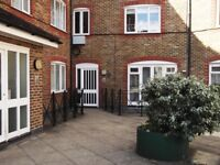 West London Acton, W3 two bedroom, first floor purpose built flat