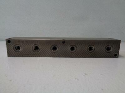 Daman 1214 Hydraulic Manifold Carbon Steel Dh00006045
