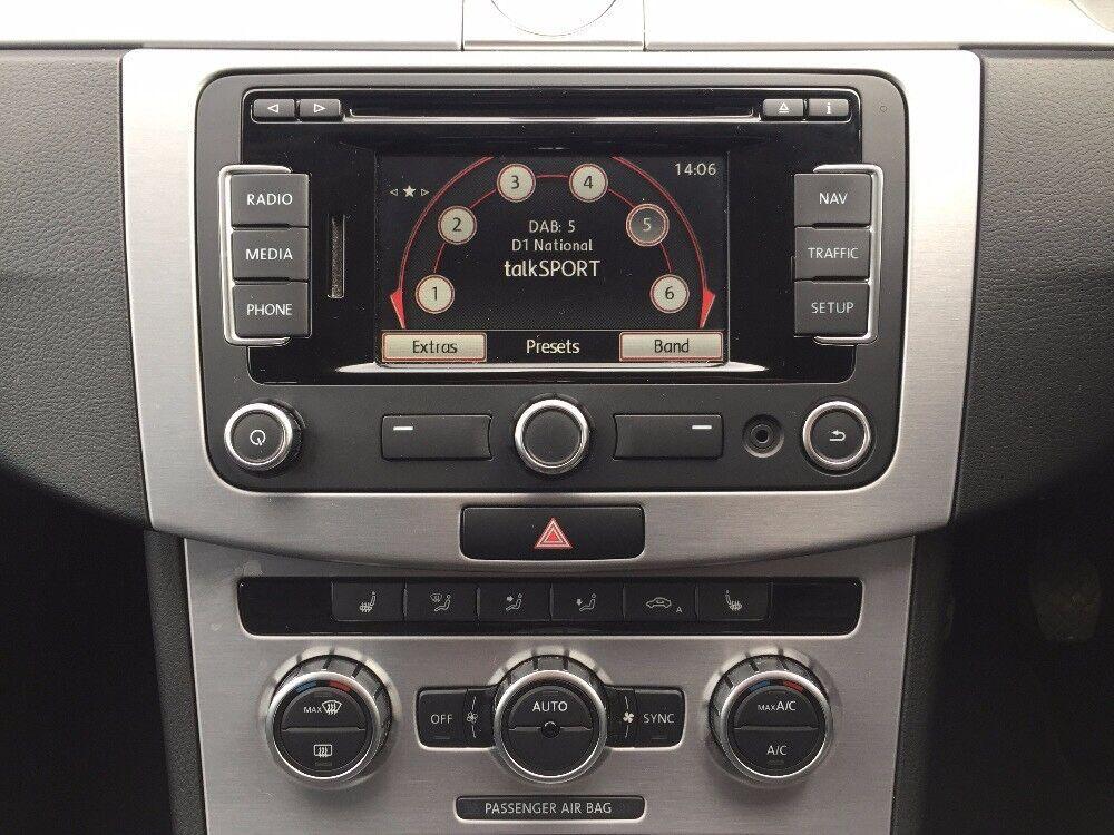 Sat Nav Rns 315 DAB For VW SEAT SKODA