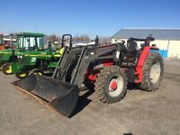 McCormick CX100 Tractor at Auction