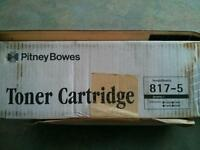 Pitney Bowes Toner Cartridge 817-5 - $35