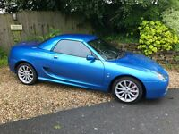 MG TF 135 SPARK (blue) 2006