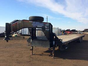 2013 Diamond C FLT212 - 40' Industrial Flatdeck Trailer Edmonton Edmonton Area image 2