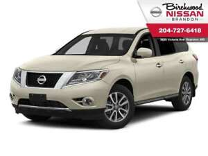 2015 Nissan Pathfinder Platinum Loaded! Priced TO GO!
