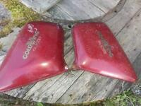 HONDA GOLDWING GL1000 SIDE COVERS 1975 - 1977 ???