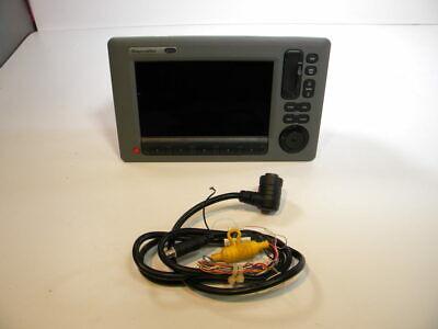 Raymarine C90W MFD Display + Power/data cable - E62111 - Good Cond