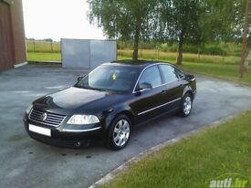 03 VW PASSAT 1.9 RED TDI BREAKING, PRIVATE SELLER CHEAPER THAN SCRAPYARDS