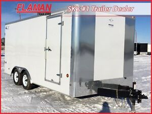 2016 Southland LCHT35-86-78 Enclosed Cargo Trailer