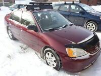 2003 Honda Civic Berline - SE + Bluetooth + Tires/Rims