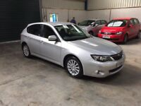 2008 Subaru Impreza r 2.0cc 4wd high/low gearbox full mot guaranteed cheapest in country