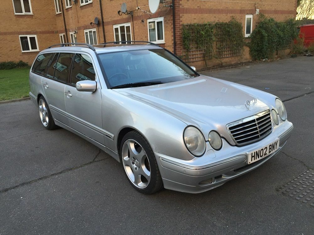 Mercedes benz e class estate e280 v6 avantgarde 5dr tip for Mercedes benz two seater