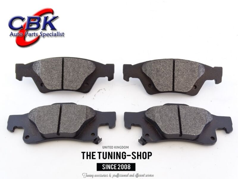 Rear Brake Pads Set D1498 CBK For DODGE DURANGO JEEP GRAND CHEROKEE