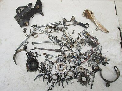 01 KTM 520 EXC Body / Engine Hardware Lot oem stock