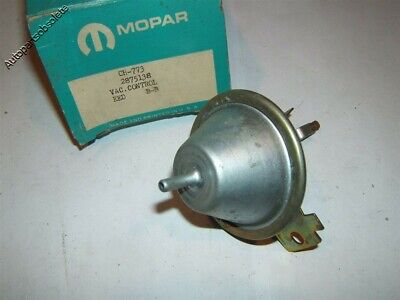 1968 Dart Valiant Barracuda distributor advance nos 2875138, used for sale  Shipping to Canada