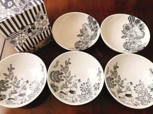 Disney Winnie the Pooh Tableware bowl set (Flower Pooh) from Japan