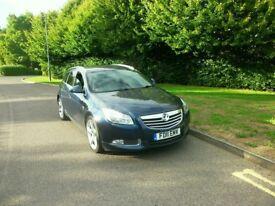 Vauxhall Insignia CDTi 16v SRi VX-Line