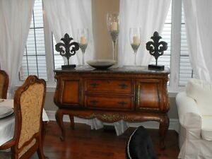 Formal Dining Room Set Excellent Price Plumbing Sinks Toilets Showers
