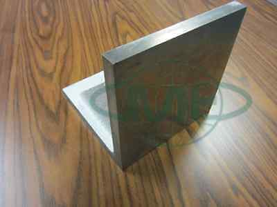 4x4x4 Plain Angle Plate-high Tensil Cast Iron Accurate Ground Pap-444-new