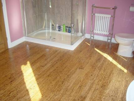 Bamboo Flooring For Bathroom Templestowe Manningham Area Preview