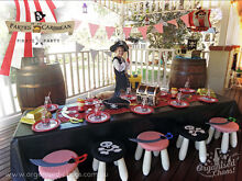 PIRATE KIDS PARTY OF THE CARIBBEAN by Organised Chaos Party Hire Lesmurdie Kalamunda Area Preview