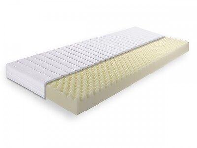 Vital 12 günstige 7-Zonen Matratze Komfortschaummatratze Matraze 90x200 H2 RG30