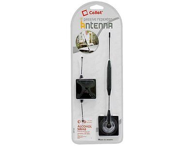 CAR CELL PHONE SIGNAL STRENGTH BOOSTER REPEATER ANTENNA VERIZON AT&T 4G NEW