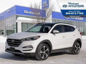 2016 Hyundai Tucson Limited 1.6T AWD *Heated Leather Navi Rear C