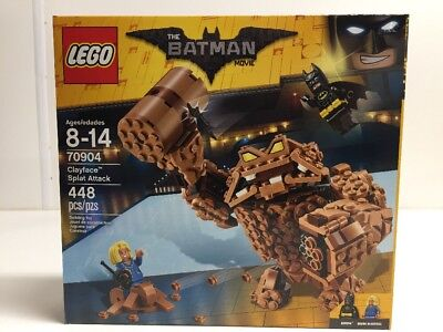 NEW LEGO Batman Movie 70904 Clay face Splat Attack NISB Sealed PRIORITY SHIP